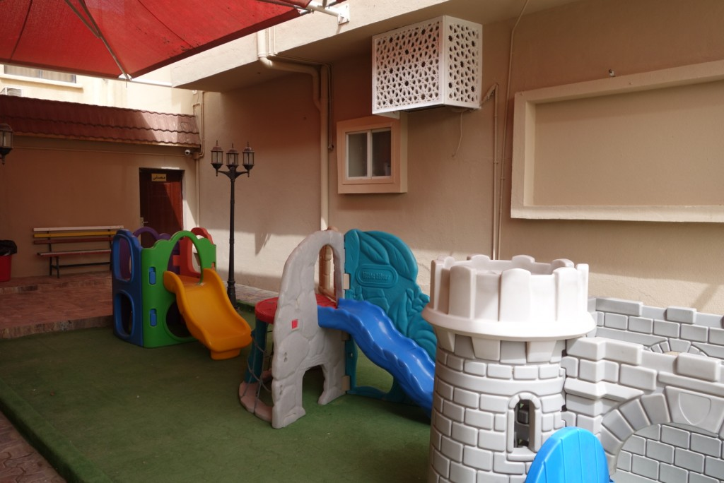 Playground for your little ones.