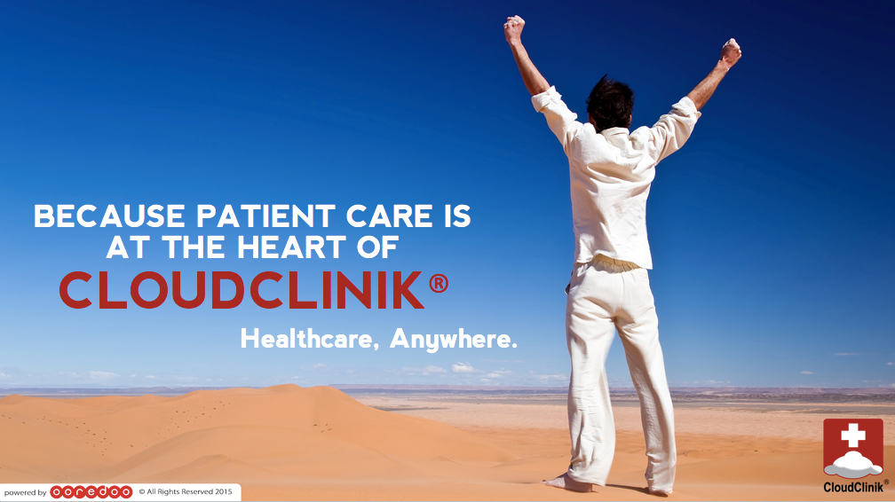 Patient Care is at the Heart of CloudClinik