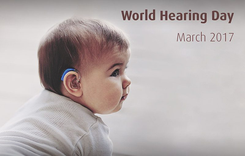 CloudClinik raises awareness on World Hearing Day March 2017